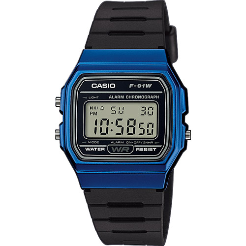 CASIO VINTAGE F-91WM-2AEF