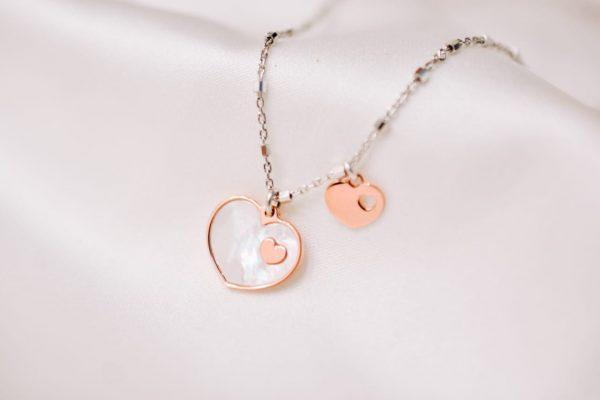 Ogrlica Passionata Heart